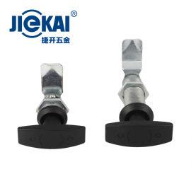 JK616-002 开孔22mm转舌锁 工业柜锁