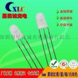 F5雙色直插式二極管/5MM雙色霧狀LED
