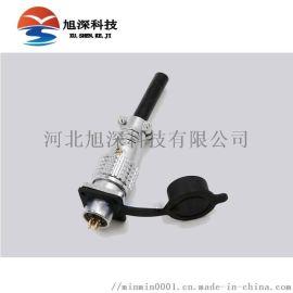 重强ZJPT专业连接器生产厂家P12F-2C至8C