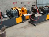 重庆小导管成型机,数控小导管尖头一体机,小导管锥形加工机