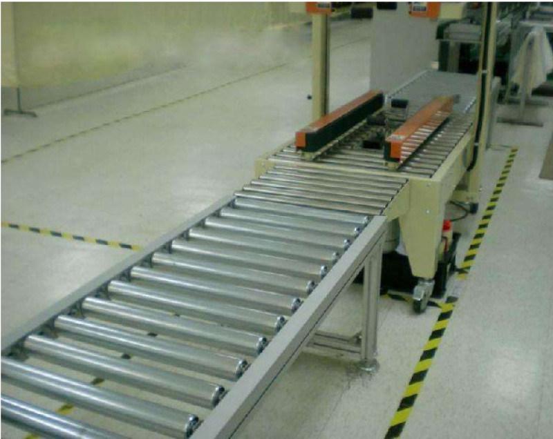 深圳滚筒输送线存储量够大的驱动生产线