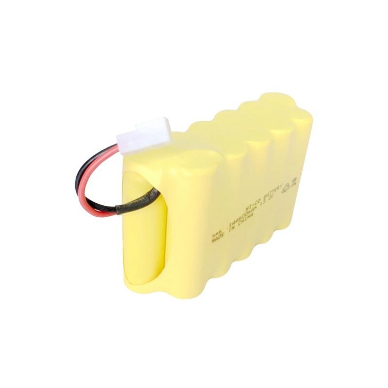 5+6AA镍镉电池组13.2V应急灯NICD电芯