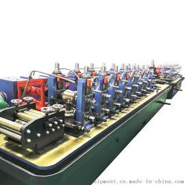 直缝焊管机,高频焊管机,小型焊管机,半自动焊管设备