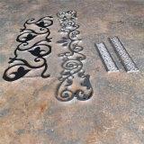 凹凸造型雕刻铝单板 冲孔雕刻铝单板门头