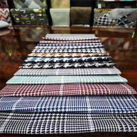 家具沙发软床麻类面料 纺织麻布 圣仑坊织造