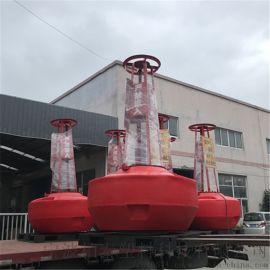 通航口警戒拦船浮标生产厂家