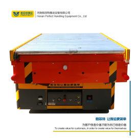 变频器式自动化轨道平车rgv轨道搬运车