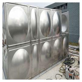 家用水箱无泄漏 泽润 玻璃钢消防水箱