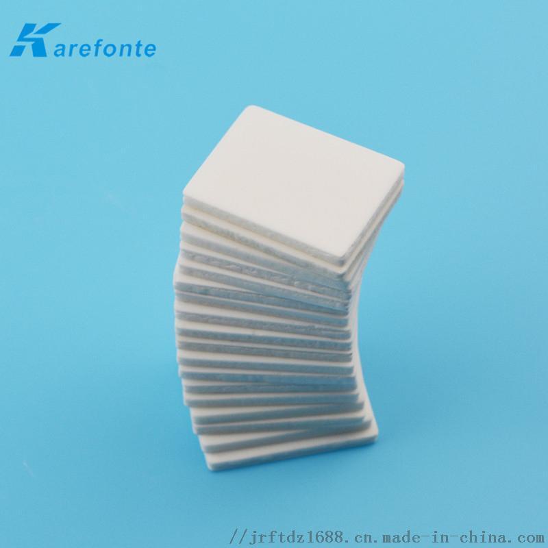 MOS三极管IGBT大功率散热垫片TO-220氧化铝陶瓷片导热绝缘片