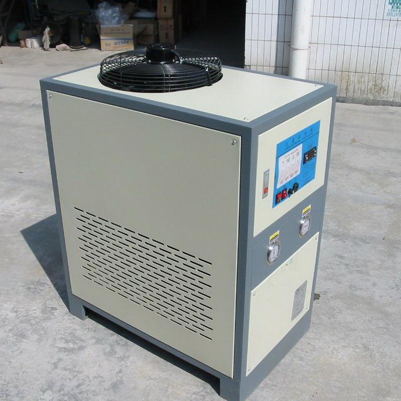 风冷式冷水机_风冷螺杆式冷水机_工业风冷式冷水机