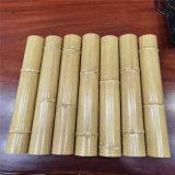 60仿木纹铝竹管效果图片 50竹节铝合金木纹圆管