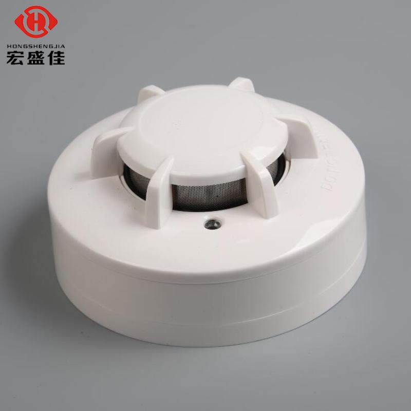 RS485光電煙霧感測器機房專用