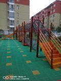 廠家直銷兒童木質滑梯幼兒園滑梯商場小區遊樂設備
