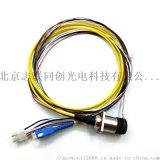 預製光纜連接器-3K 快速連接插拔自鎖系統 廣電轉播光纖轉接跳線