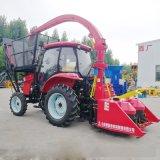 全株玉米秸秆收割机拖拉机背负式收割机