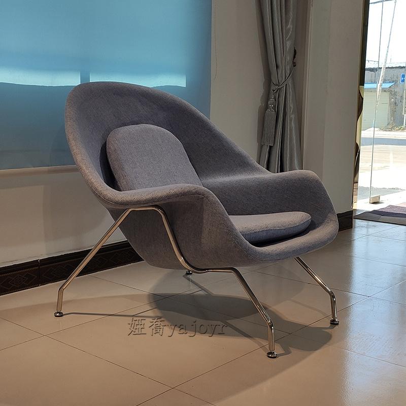 设计师休闲椅   椅 Womb Chair