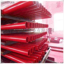 涂塑钢塑复合管 引水管