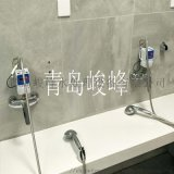 淄博水控机 IC卡热冷水浴室控制器 峻峰系统加密