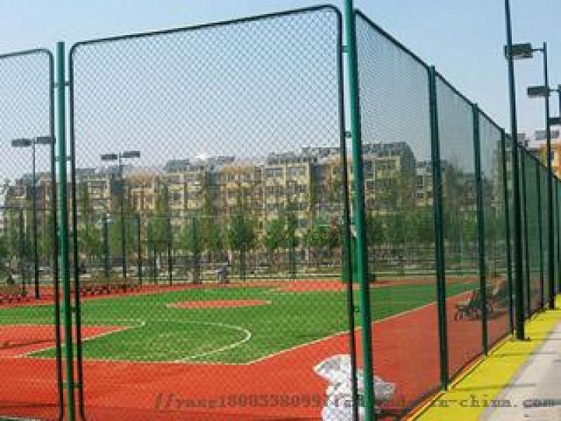 球場圍欄網  球場防護網   體育護欄網