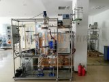 湖南短程蒸馏器AYAN-F150分子蒸馏装置