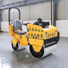 回填压实钢轮小型压路机 双钢轮小型压路机