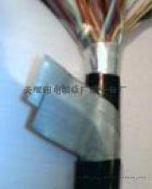 阻燃铠装通信电缆ZR-HYA22