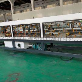 波纹管材生产线,大口径PE管材生产线