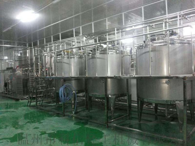 红枣酵素成套生产设备 100毫升酵素饮料灌装生产线