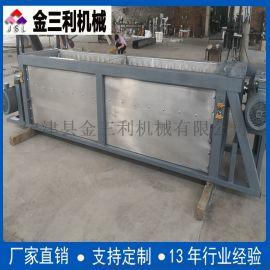 定制污泥低温干化设备 污泥切条机