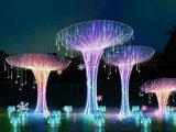 甘肃璀璨灯光秀各种造型灯展览出租出售