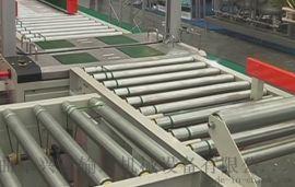 滚筒输送机 箱包生产厂家用动力滚筒输送机 六九重工