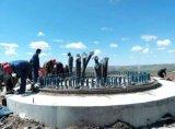 風車基座錨固灌漿料 灌漿料 C80二次灌漿水泥料