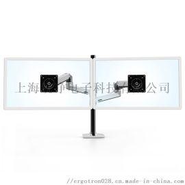 爱格升45-549-026双显示器支架
