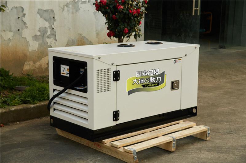 特种车车载15千瓦柴油发电机