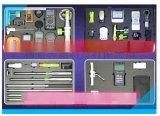 一二级全套消防检测工具箱消防电气检测消防电检设备箱