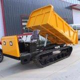 沃特機械 運土拉沙履帶式運輸車 自卸式履帶運輸車