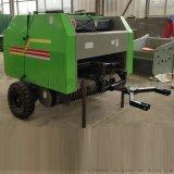 稻草秸秆捡拾打捆机,行走式圆捆打捆机
