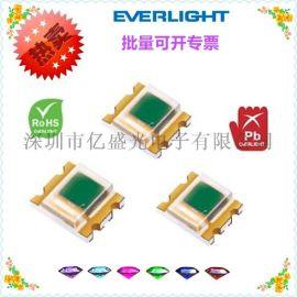 亿光绿色颜色传感接收器