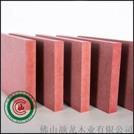难燃密度板规格 阻燃中纤板性能 防火板密度高吗