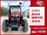 永城140大马力拖拉机农用轮式拖拉机经销处