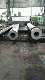 齐鲁特钢提供TC4钛合金锻管的生产与来料加工