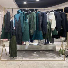 广州服装女装尾货货源/卡拉贝斯****折扣打包