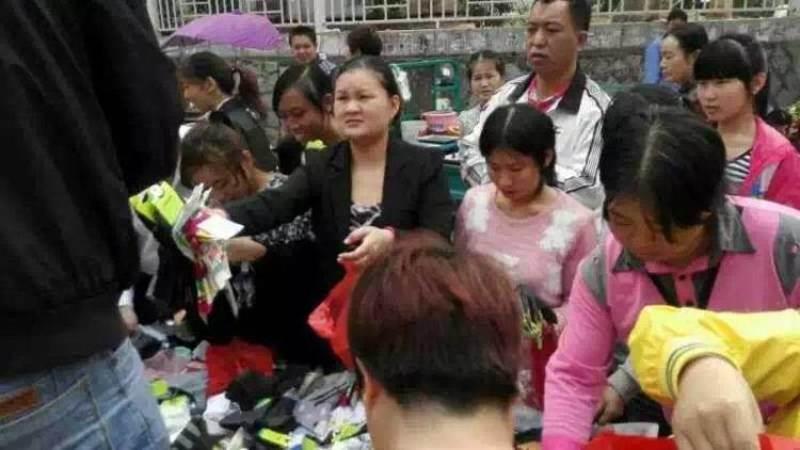 跑江湖擺地攤成年男女款運動襪子廠家