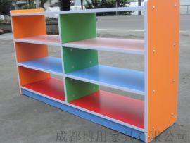 四川幼儿园防火板玩具柜 四川儿童防火板玩具柜