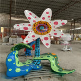 三水玻璃钢花朵雕塑 户外公园景观造型雕塑
