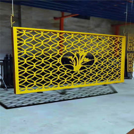 工程改造幕墙镂空铝单板 外墙雕花造型铝单板幕墙