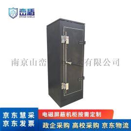 峦盾电磁屏蔽机柜LD-005型号
