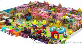 糖果淘气堡设备 室内儿童游乐园 大型游乐设施