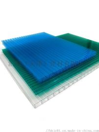 阳光板温室大棚8mm