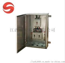 非标定制进出线带开关型户外低压电缆分支箱电缆分接箱
